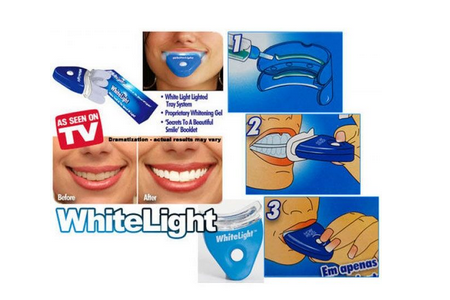 Kit de blanchiment dentaire White Ligt Pro Kit