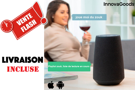 haut-parleur Bluetooth intelligent assistant vocal VASS